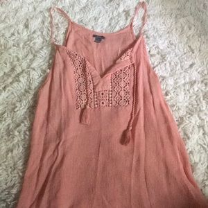 2/$20 Pink Aerie Tank Top